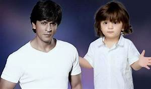 Want more pics of Shah Rukh Khan & AbRam? Father-son duo ...