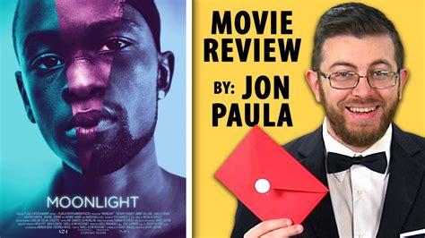 Moonlight (best Picture Winner)  Movie Review #jpmn