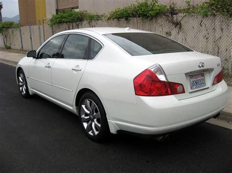 2007 Infiniti M35 Sold [2007 Infiniti M35 Sedan] $17,900