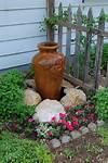 Top 10 Ideas How To Transform Your Backyard In Paradise diy garden fountain ideas