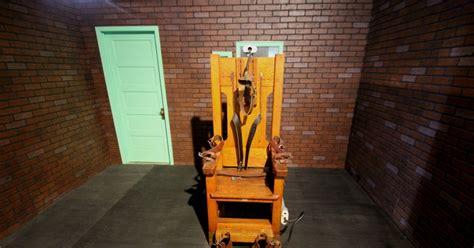 le monde de la chaise peine de mort aux usa bientôt le retour de la chaise électrique