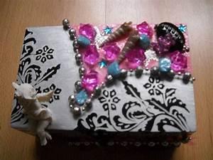 Boite Archive Deco : bo te a bijoux princesse deco discount d co originale et unique prix discount ~ Teatrodelosmanantiales.com Idées de Décoration