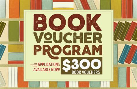 book voucher program students