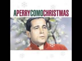 perry como my favorite things my favorite things perry como youtube