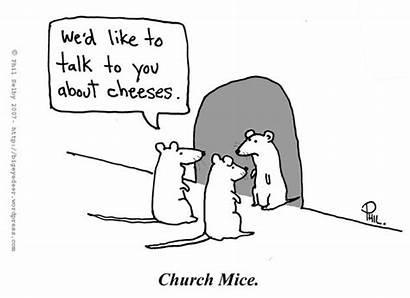 Cheeses Talk Would Church Cartoon Cheese Joke
