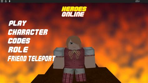 heroes  codes fan site