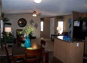 Modern single wide manufactured home single wide modern for Interior decorating a mobile home