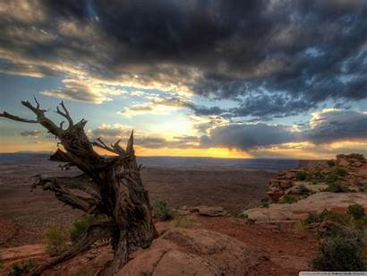 Overlook Canyonlands Standard Wallpaperswide
