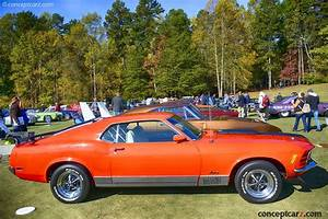 Auction Results and Sales Data for 1970 Ford Mustang Mach 1