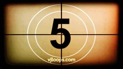 Film Countdown Numbers Gifs Five Effect Movies