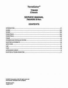 Agco Technical Publications  Ag-chem