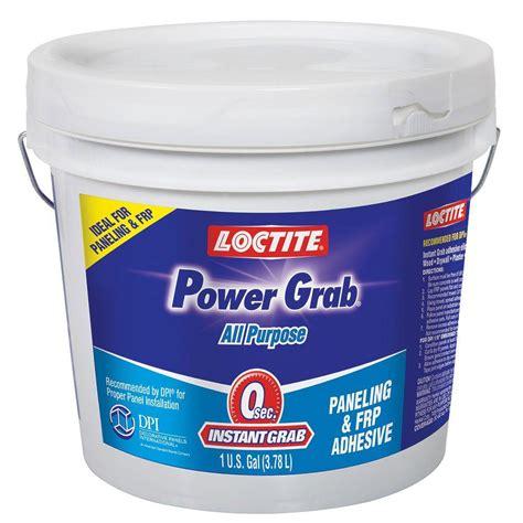Adhesive For Tub Surround by Loctite Power Grab 10 Fl Oz Tub Surround Adhesive