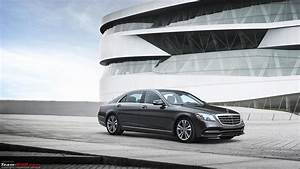 Mercedes Vi : mercedes s class facelift bs vi launched at rs crore team bhp ~ Gottalentnigeria.com Avis de Voitures