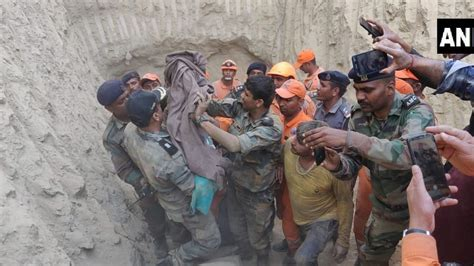 18-Month-Old Boy Trapped in 60 Feet-Deep Haryana Borewell ...