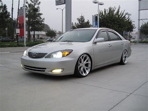 Toyota Camry Rims by 2005 Toyota Camry With Rims Allmotr3fitty S 2002 Toyota