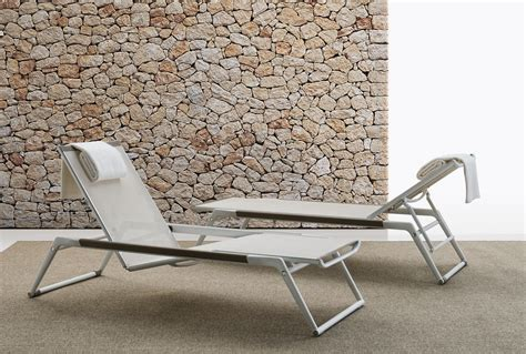 chaise bb b b italia mirto chaise lounger couture outdoor