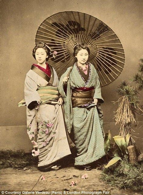life   century japan color photographs  life
