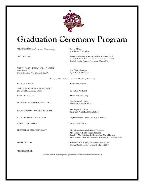 church preschool programs graduation program template listmachinepro 727