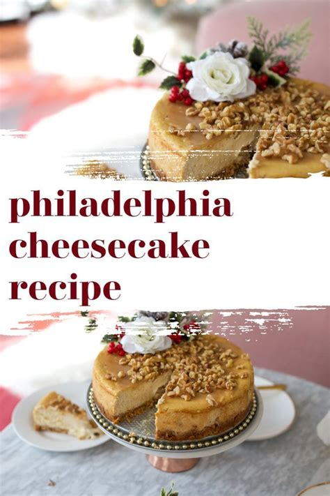 Change up your dessert with this awesome new york style cheesecake recipe made with philadelphia cream cheese! 6 Inch Cheesecake Recipes Philadelphia / 10 Best Lemon Cheesecake Philadelphia Cheesecake ...