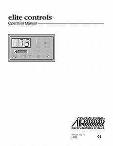 Cruisair Marine Air Conditioner Manual