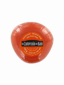 Le Comptoir Du Bain : le comptoir du bain vine peach ultra rich pebble soap 100g ~ Teatrodelosmanantiales.com Idées de Décoration