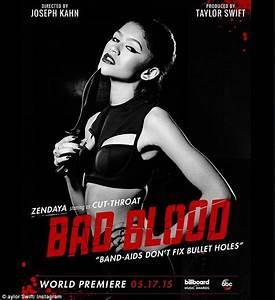 Gigi Hadid transforms into femme fatale Slay-Z for Taylor ...