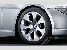 1x BMW Genuine Alloy Wheel 19
