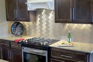 Stick On Kitchen Backsplash Tiles Vinyl Tile As A Backsplash