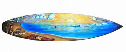 Surfboard Clipart Painted Surfboards Cliparts Clip Katy