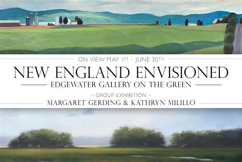 New England Envisioned - Edgewater Gallery