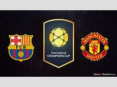 Barcelona vs Manchester United Preview and Prediction Live