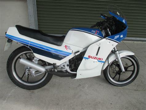 Suzuki Gamma by Suzuki Rg 125 Gamma