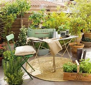 30 beispiele fur terrassengestaltung mit toskana flair With französischer balkon mit garten terrassengestaltung