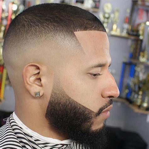 Skin fade with beard    BarbershopConnect.com