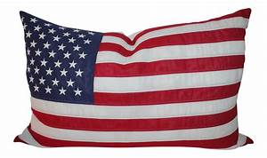 vintage american flag pillow chairish With kitchen cabinet trends 2018 combined with antique american flag wall art