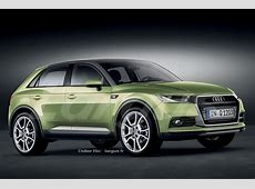 Audi Q1 Compact SUV Coming In 2016, Details Here