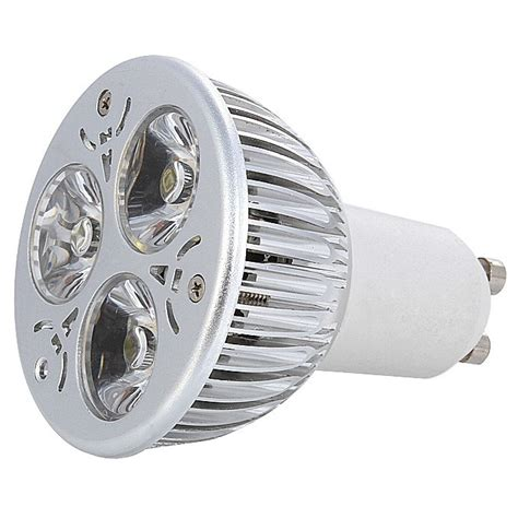 gu10 led replacement light bulbs 3 watt led spot light