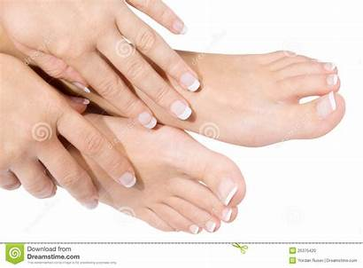 Pedicure Manicure French