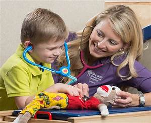 Pediatric Inpatient Care at St. Luke's Children's