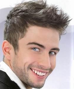 Coupe De Cheveux Homme Stylé : coiffure homme coiffure simple et facile ~ Melissatoandfro.com Idées de Décoration