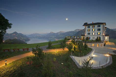 swiss mountain paradise  hotel villa honegg