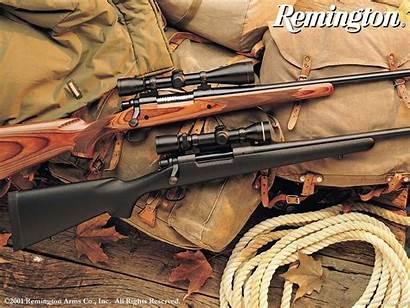 Remington Hunting Rifle Wallpapers Rifles Deer Weapons