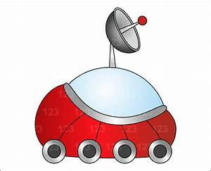 Moon Rover Clip Art - Pics about space