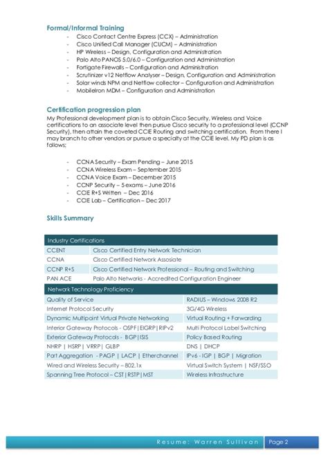 Wireless Network Engineer Resume by Wireless Network Engineer Resume