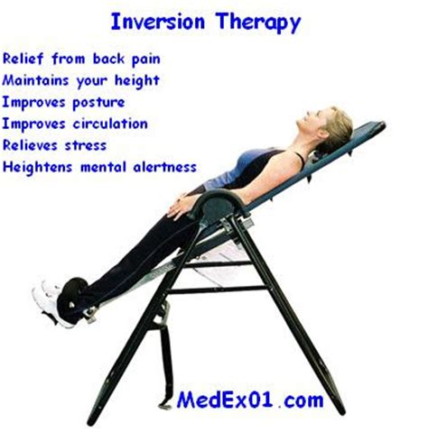 how does an inversion table work medical supplies knowledge base inversion therapy benefits