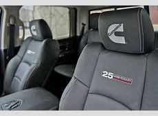 25th DodgeCummins Anniversary Package Dodge Diesel