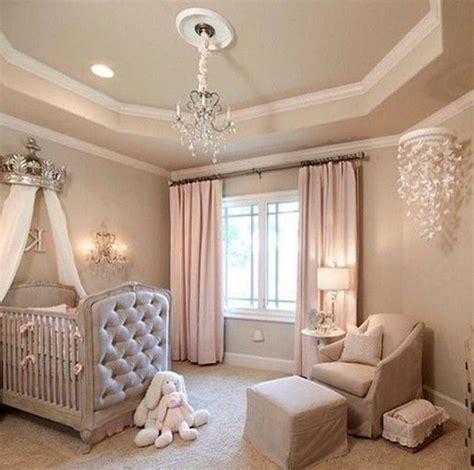 baby girl room ideas cute  adorable nurseries princess nursery baby bedroom baby decor