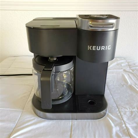 A wide variety of single cup keurig coffee maker options are available to you, such as function, power source, and warranty. Keurig K-Compact K-Cup Single Serve Pod Coffee Maker, Black | eBay