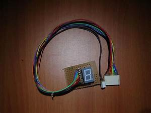 Electronics Main And Mini Project Works  7 Segment Up