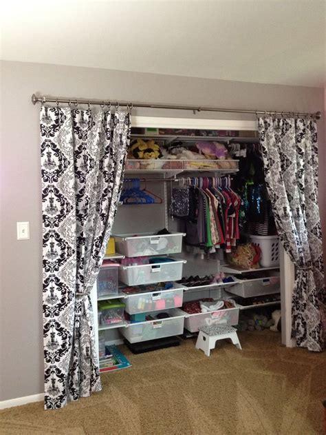 closet door ideas images  pinterest bedroom